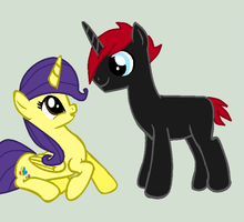 Daomone Meets Color Clouds(Collab) by That1MegaLeaFan