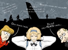 Peace talks by APH-Ukraina