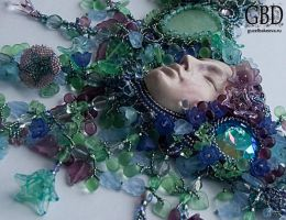 Ophelia contest version detail by gbdreams
