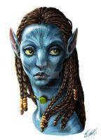 Neytiri by adventocld