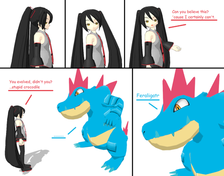 Zatsune and the pokemon 2 by enitul