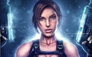 UNDERWORLD LARA: Two Is The Way To Be- Tomb Raider by Eddy-Shinjuku