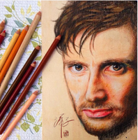 David Tennant, My Favorite Doctor Who! by isabel91775