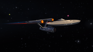 Constitution Class by FBOMBheart