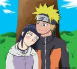 NaruHina Color by Lizren