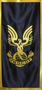 UNSCDF Flag by Rock0426