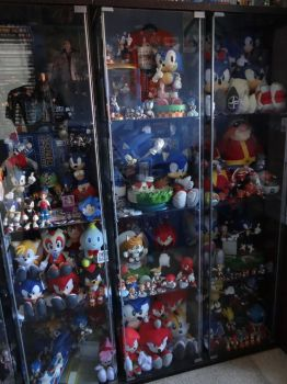 My Sonic collection! by UltimateFrieza