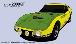 Yatabe 2000GT by ngarage