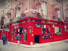 temple bar I. by shanonaut