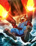 Rocket Raccoon Plus by GENZOMAN