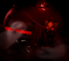 Happy Halloween by SnowWolfProductions