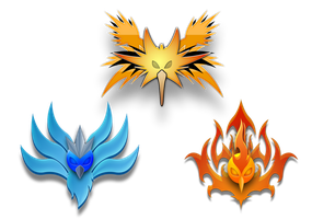 Winged Mirages by darkheroic