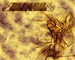 Bleach Wallpaper by Misogii