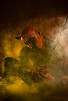 Sympathy for the Devil III by Mariusart