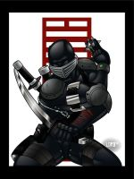 Snake-Eyes by lordmesa