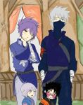 Kakashi and Anko : To soon.... by KickBass77