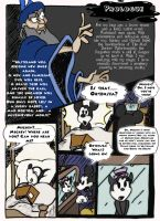 Epic Mickey 3 Prologue pg 1 by Animator7