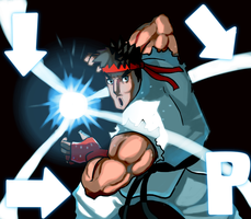 Hadouken by Vict0rin0