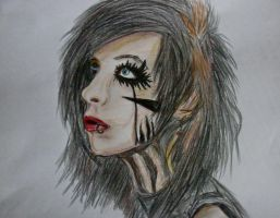 Andy Biersack by gee231205