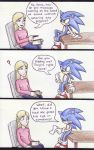 Interview with Sonic by SpeedLimit-Infinity