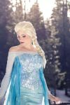 Queen Elsa by TemaTime