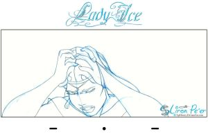 Lady Ice Rough 29 by LPDisney