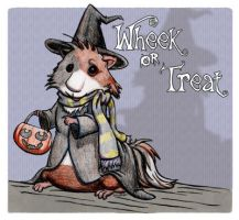 Wheek or Treat by twiggy-trace