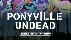 Equestrian Tragedy Wallpaper by RDbrony16