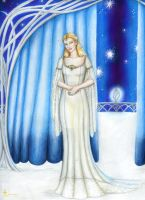 Galadriel, Lady of Lorien by MyWorld1
