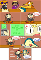 B-Comic -- SOS Mail by The-Great-B-Man