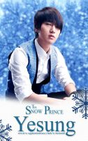 The Snow Prince: Yesung by sapphirebluedreams
