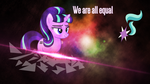 [MLP] Equal-ity by BrainlessPoop