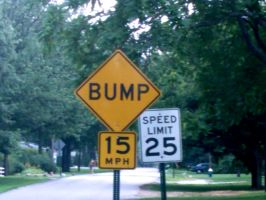 Speed Bump by studio-toledo