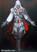 Assassin's Creed by lizmogollon