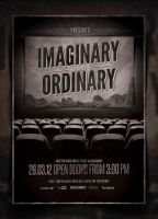 Vintage Cinema Poster Template by IndieGround