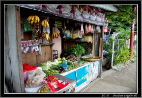 Grocery store by drowningwoman