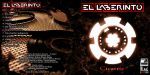 EL LABERINTO CD Artwork by Frozzzzt