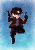 Little Jason Todd by ryodita