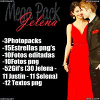 Mega Pack Jelena by Dreamflawless
