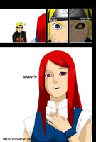 Naruto meets His Mom by dct21