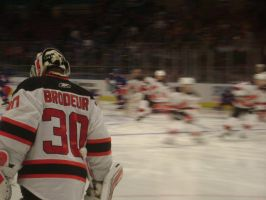 Martin Brodeur Picture by vudumonkey25