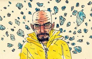 Walter White by peerro