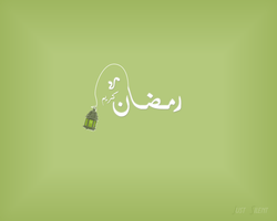 Wallpaper Ramadan by JustXSilent