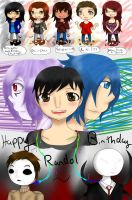 Happy birthday Randol by Nexthecat