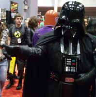 Lord Vader @ C2E2 2012 by MonkeySquadOne