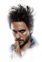 Jared Leto by kenernest63a