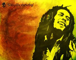 Bob Marley by slasher556