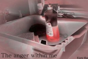 The anger within me by silentpsychosis