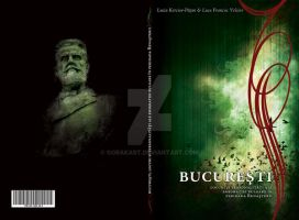Book Cover Bucharest by gorakart