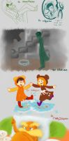 Lorax Requests by Gilzean